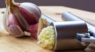 rules for using garlic to improve potency