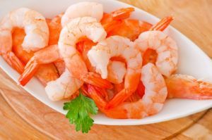 seafood to stimulate male potency